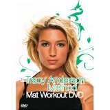 The Tracy Anderson Method Mat Workout DVD (DVD)