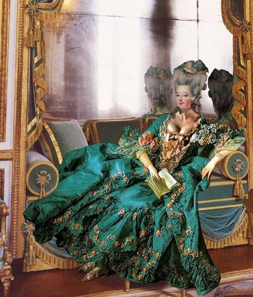 """Marie-Antoinette - Initially charmed by her personality and beauty, the French people generally came to dislike her, accusing """"L'Autrichienne"""" (meaning the Austrian (woman) in French) of being profligate, promiscuous, and of harboring sympathies for France's enemies, particularly Austria, her country of origin."""