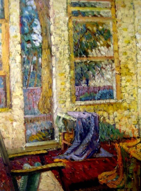 Interior: Grace Cossington Smith