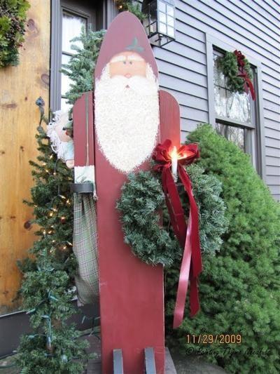 Primitive Christmas Decorations Primitive Christmas