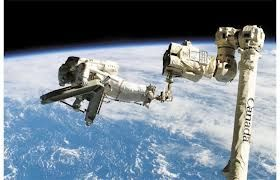 Technology: Canadarm: In Space from 1981-2011