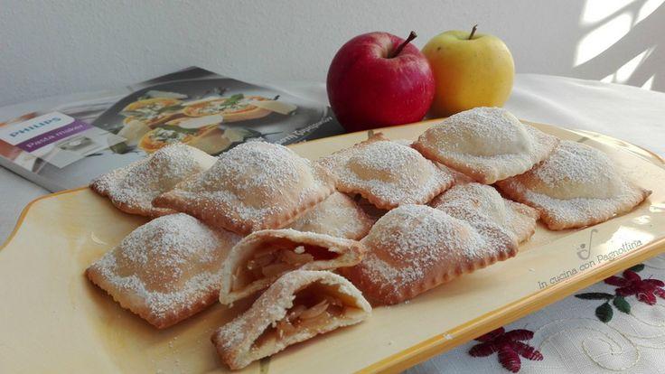 Tortelli dolci #philipsincucina #pastamaker