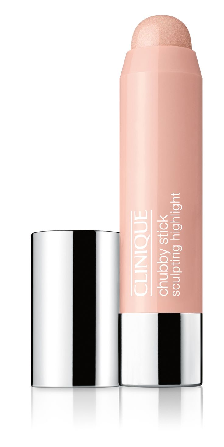 Fall Makeup Trend: Strobing. Strobing is easy with Clinique Chubby Stick Sculpting Highlight. Luminous cream highlighting stick with light-reflecting optics brings your best features forward. Glide on over bare skin or foundation to accentuate top of cheekbones, bridge of nose and other areas.