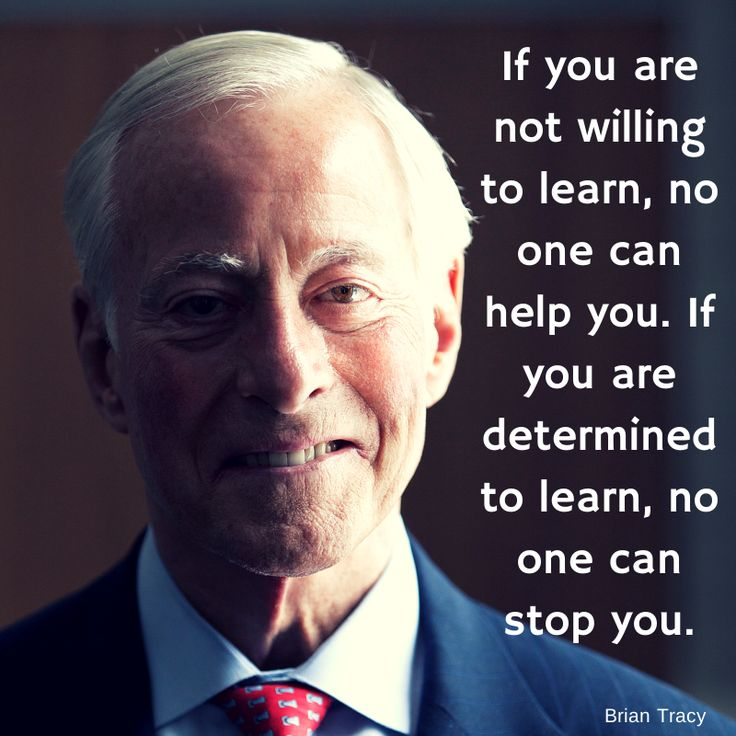 If you are not willing to #learn, no one can help you. If you are determined to learn, no one can stop you.