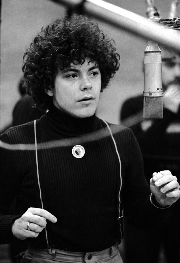 MARK BAKER (PHOTO: DON HUNSTEIN) of Candide - 1974 ...