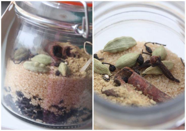 cadeau gourmand fait maison preparation pour tchai blog chez requia