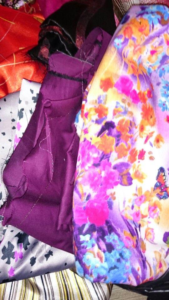 A colourful spring is coming for ladies at Yaşamla Dans Store #tango #milonga #dans #turkey