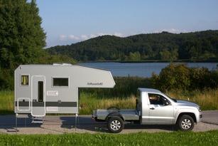 husky 270 | bimobil of love gmbh - Used pickup camper motorhome caravan camping