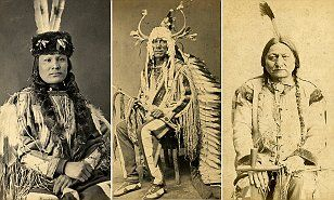 Sitting Bull's picture is among 127 rare images collected by English adventurer Charles Alston Messiter through the latter third of the 19th century, about to go under the hammer.