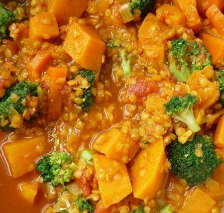 Pumpkin Season: Beyond Pumpkin Soup - Healthy Forkful Plats Healthy, Healthy Dishes, Healthy Soup, Food Dishes, Healthy Recipes, Main Dishes, Lentil Recipes, Pumpkin Soup, Food Preparation