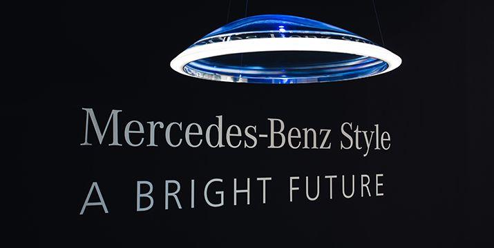 Mercedes-Benz Style & Artemide - Ameluna lamp