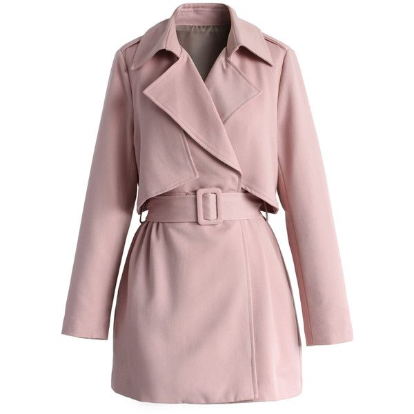Best 25  Belted coat ideas only on Pinterest | Burberry coat ...