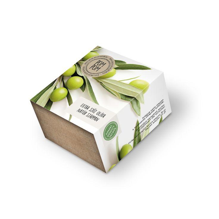 Extra szűz olíva natúr szappan * Extra virgin olive oil natural soap