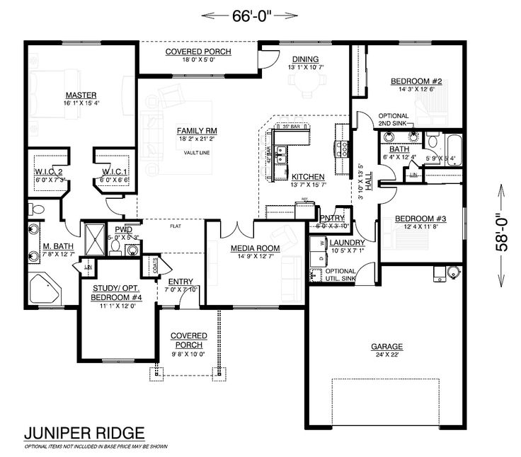 Juniper Ridge True Built Home On Your Lot Builder