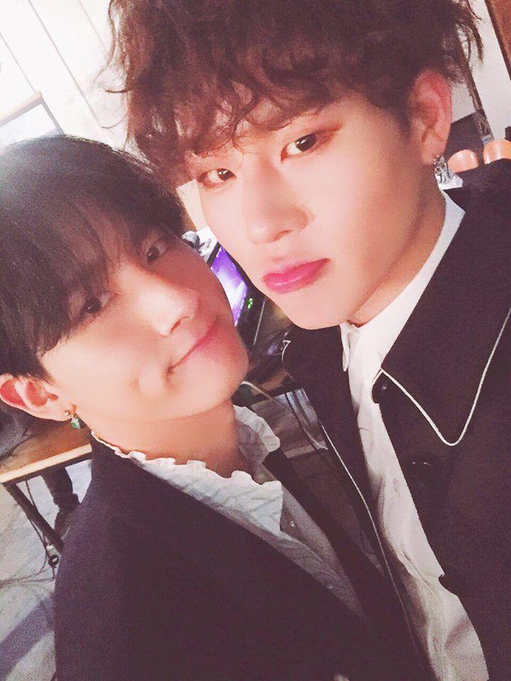 Jooheon & I.M (MONSTA X)