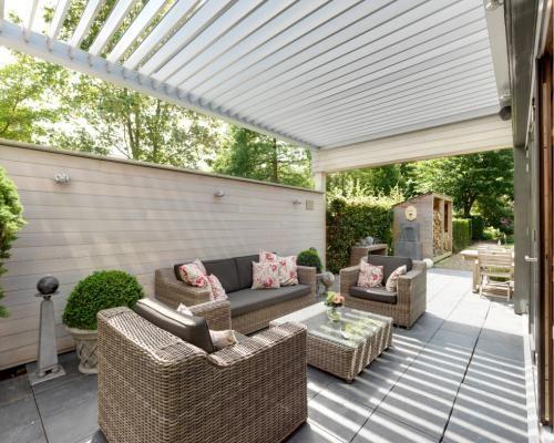 17 beste afbeeldingen over veranda op pinterest tuinen patio en tuin for Buiten patio model