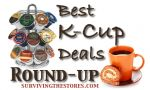 This week's round-up of the best prices on K-Cups from around the web + the k-cup weekend sale!