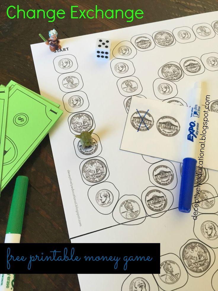 25 Fun Money Activities for Kids - Play Ideas