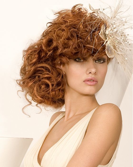 Royston Blythe long red Hairstyles