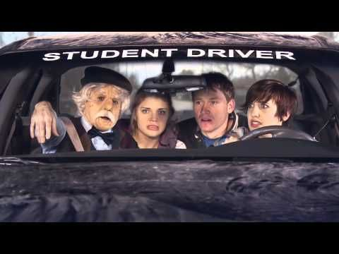 """Studio C - Drivers Ed - The horrors of Drivers Ed!!! HAHAHAHA I'm crying!!! xD This is so funny! """"DEEER!"""""""