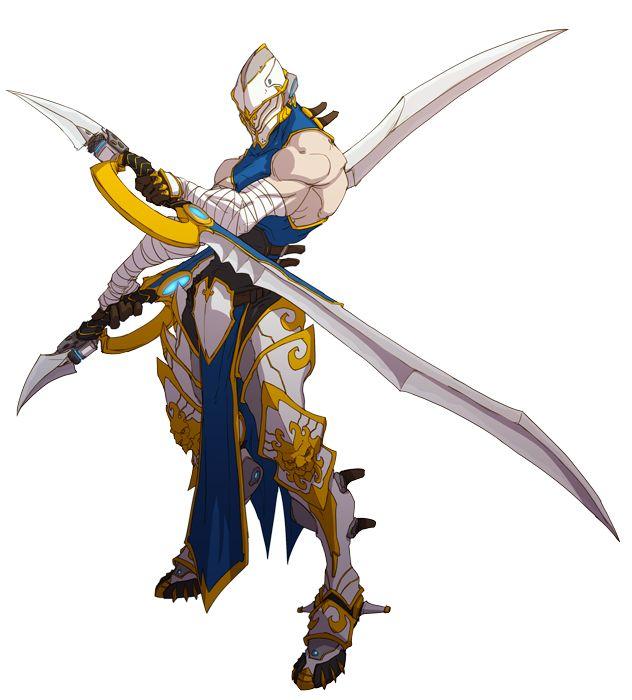 Windblade Adept, Lyonar Kingdoms
