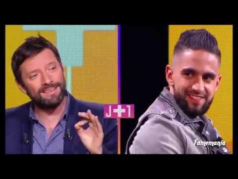 J1 Julien Cazarre reçoit Ryad Boudebouz A Une Vraie Humour