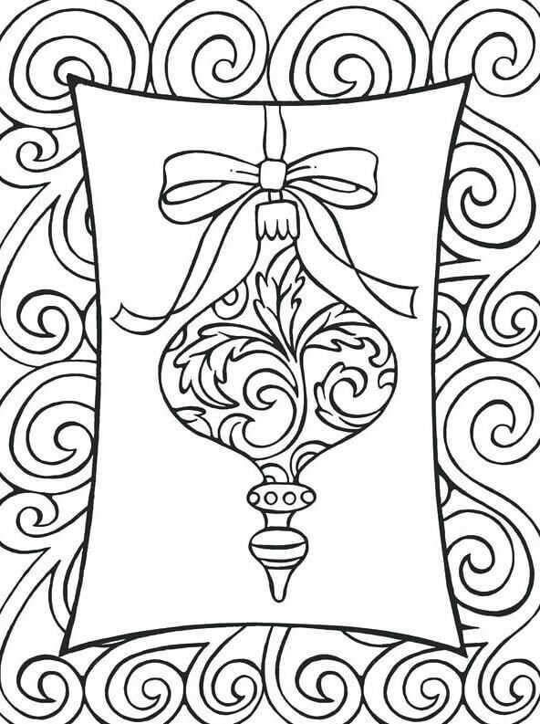 Kostenlose Druckbare Christbaumschmuck Zum Ausmalen Coloring Sheets For Kids Ausmalen Christbaumsc Malvorlagen Weihnachtsfarben Kostenlose Ausmalbilder