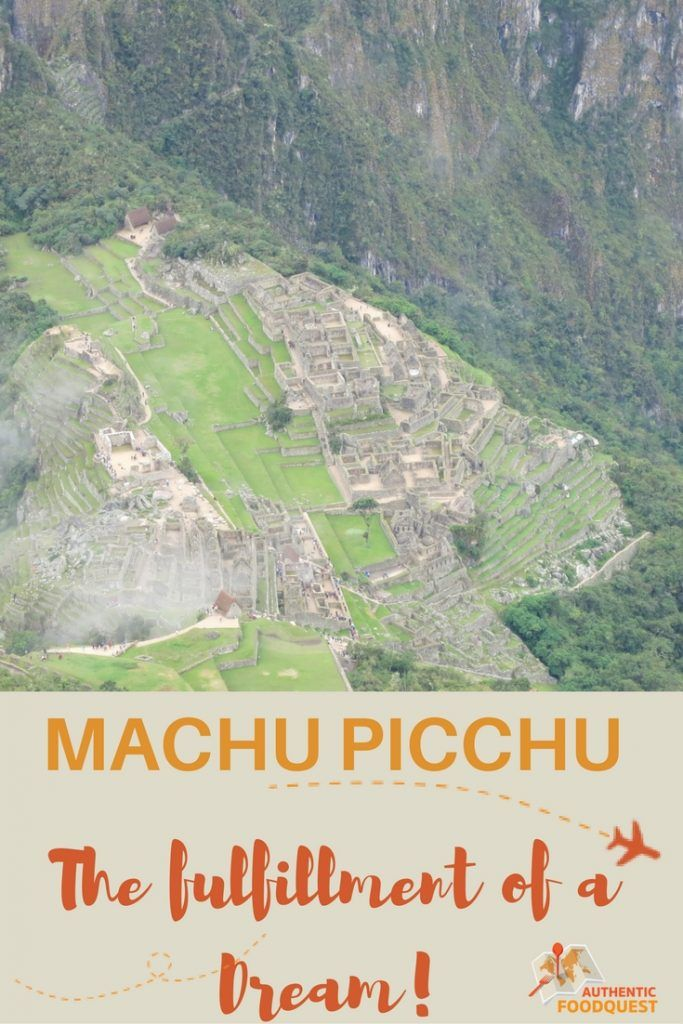 """January 1st 2016 was spent on Machu Picchu. This was significant because it was a fulfillment of a dream. Of a promise I made to myself when I was just 24 years old. Having read about Machu Picchu and seen videos, the mystery of the place had always attracted me. This trip was not about checking off a """"bucket list"""" destination, but the fulfillment of a"""