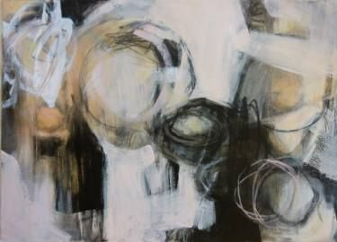 "Saatchi Art Artist Cynthia Gregorová; Painting, ""Litmus canvases"" #art"