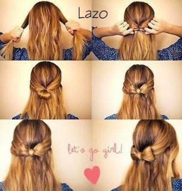 Peinados Para Cabello Lacio Largo Suelto Y Faciles De Peinados Trenzas Pelo Largo Peinados Faciles Y Rapidos Peinados Con Trenzas