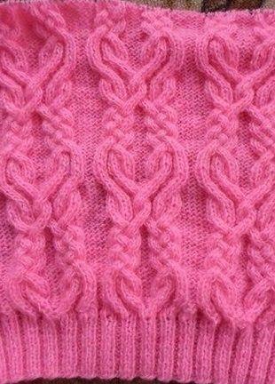 Небольшая подборочка:) - Вязание спицами - Страна Мам