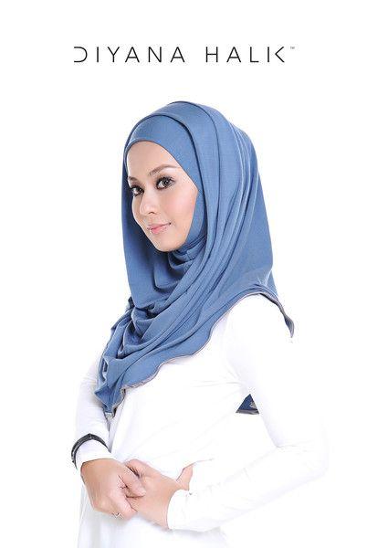 Alia Diyana 3 (Midnight Blue)