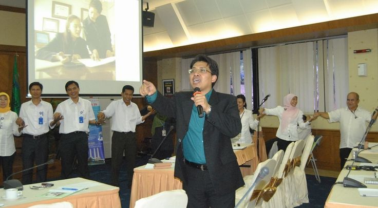 Widodo Aryanto SE., MCom master konsultan pelatihan