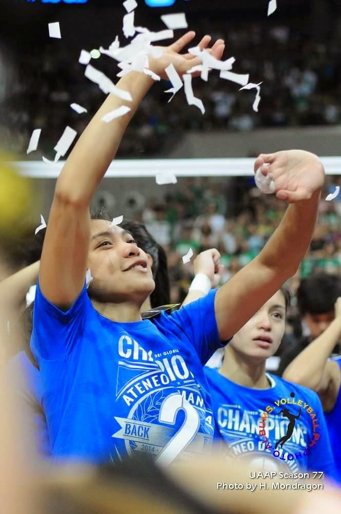 THE FINAL BUZZER: Saint Alyssa Valdez and why volleyball in this arc...