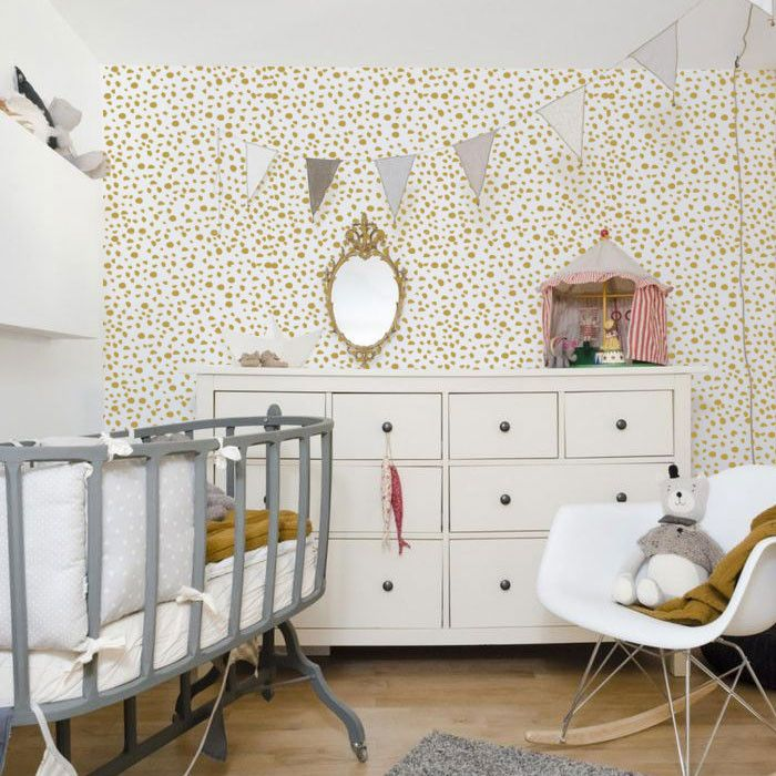 Dots Removable Wallpaper