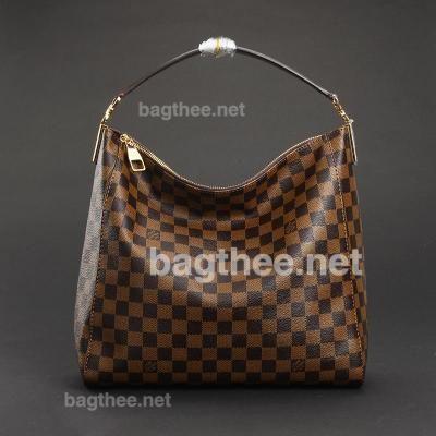 Louis Vuitton 1:1 Grade Damier Ebene Canvas Portobello GM SKU:185144