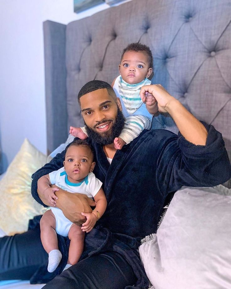 Black love on instagram being a great father is a full