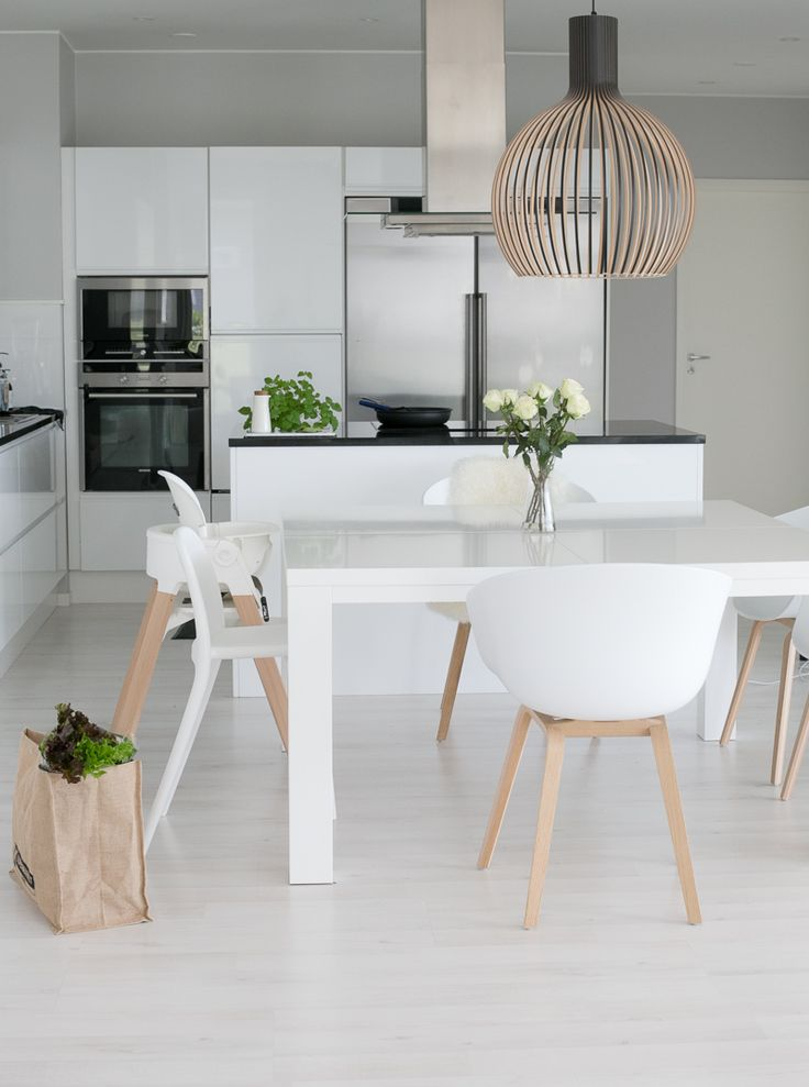Scandinavian style kitchen