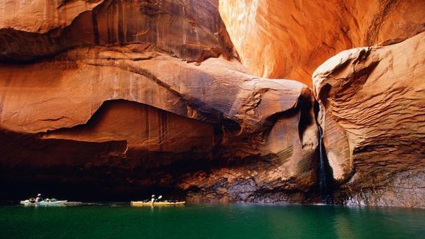 canyon, rafting, kayaking, Colorado River, Utah, New ...