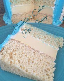 Madelin's Cakes: Exquisito Pastel Beso De Angel Bañado En Tres Leches Con Flan