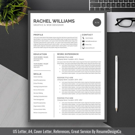 7 best Functional Resume Template images on Pinterest Functional - how to create a functional resume