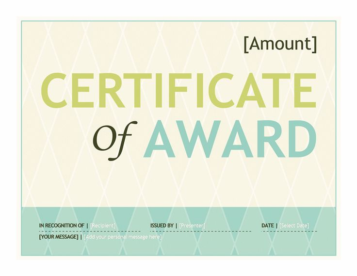 25+ best Gift certificate template word ideas on Pinterest | Free ...