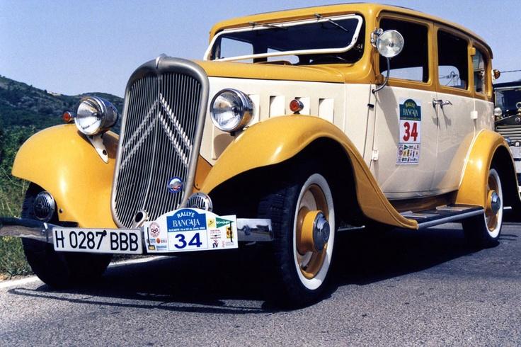 Citroen Rosalie 1935