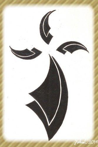 Les 25 meilleures id es concernant tatouage trisk le sur pinterest tatouages celtiques - Symbole geometrique signification ...