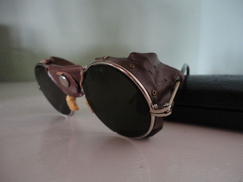 Old Fashioned Safety Glasses