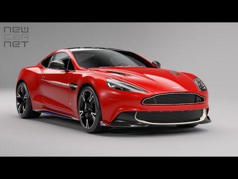 #VIDEO: Aston Martin reveals #Vanquish S Red Arrows edition #AstonMartin