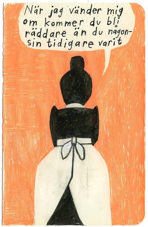 Senaste stripen av Nina Hemmingsson | Serier | Kultur | Aftonbladet