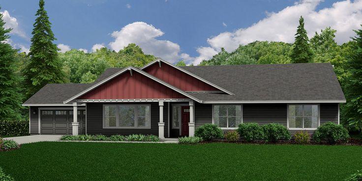 The Alexander   Custom Floor Plan   Adair Homes