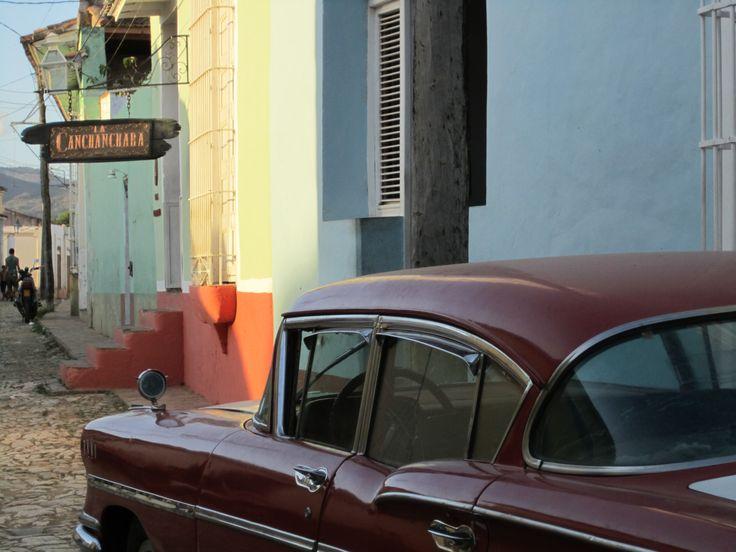 Bar la Cachanchara - Trinidad - Cuba