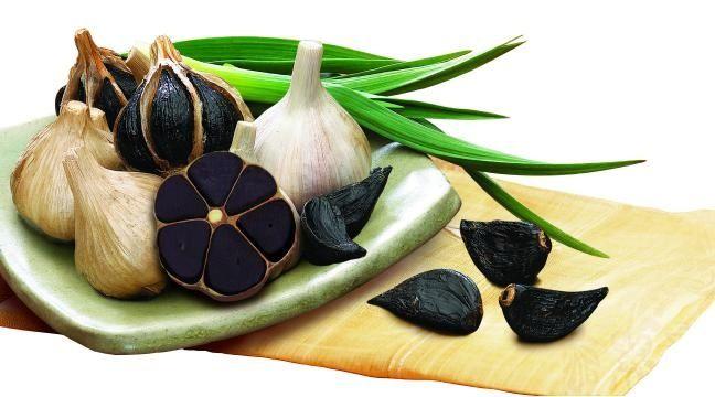 Μαύρο σκόρδο http://www.feelcook.com